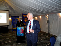 Will MacArthur Gives Classification Talk 3-3-2014 Rotary Club of Sandy Springs